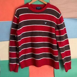 AEO Cotton/Wool Knit Sweater size M